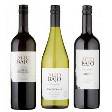 Balíček vín Alto Bajo
