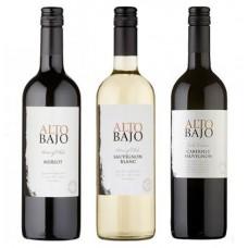 Balíček 3 vín Alto Bajo