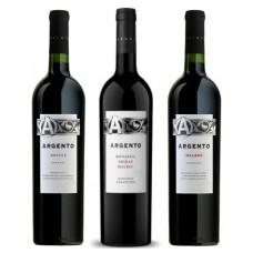 Argento - 3 červená argentinská vína