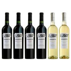 Balíček argentinských vín Argento