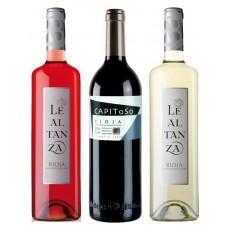 Balíček 3 vín ze Španělska