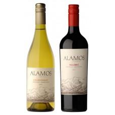 Catena Zapata - Alamos Malbec + Alamos Chardonnay