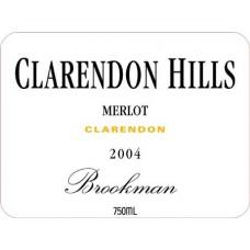 Clarendon Hills - Merlot Brookman