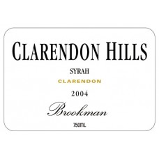 Clarendon Hills - Shiraz Brookman