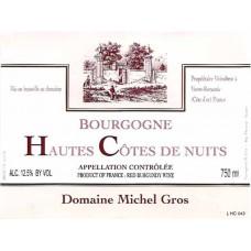Michel Gros - Bourgogne Htes Cotes de Nuits
