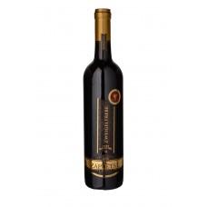 Vinné sklepy Zapletal - Zweigeltrebe GOLD, pozdní sběr